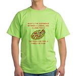 liberal joke Green T-Shirt