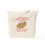 liberal joke Tote Bag