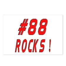 88 Rocks ! Postcards (Package of 8)