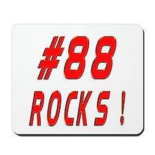 88 Rocks ! Mousepad