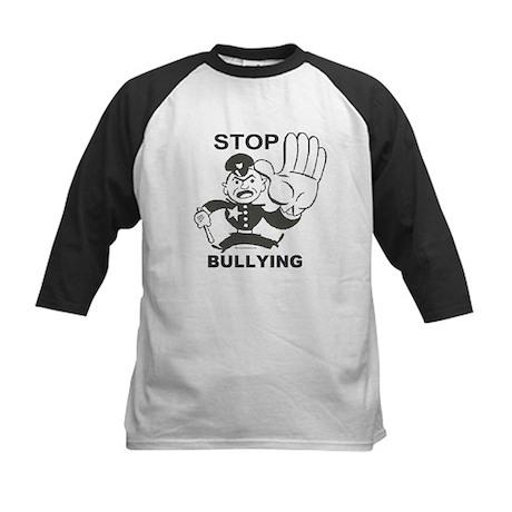 Stop Bullying Kids Baseball Jersey