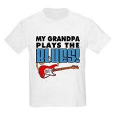 My Grandpa Plays The Blues T-Shirt