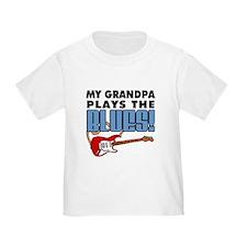 My Grandpa Plays The Blues T