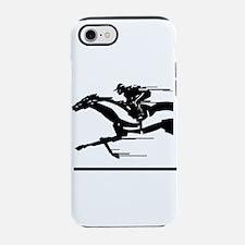 Horse Racing Iphone 7 Tough Case