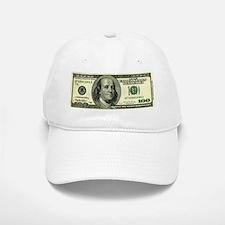 Cap One Hundred Dollar Bill