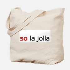 So La Jolla Tote Bag