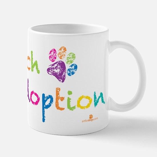 Teach Adoption Mug