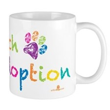 Teach Adoption Mug
