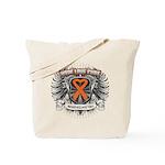 Hope Love Cure Leukemia Tote Bag