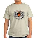 Hope Love Cure Leukemia Light T-Shirt