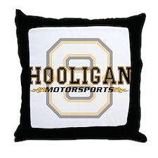 Unique Hooligan Throw Pillow