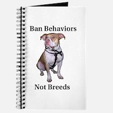 Ban Behaviors Journal