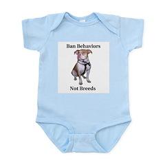 Ban Behaviors Infant Creeper