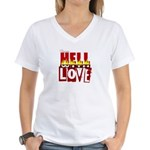 From hell Women's V-Neck T-Shirt