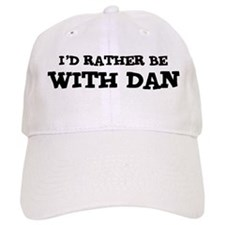 With Dan Baseball Cap