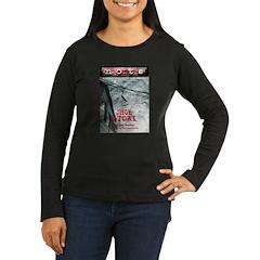 Shoe Story Women's Long Sleeve Dark T-Shirt
