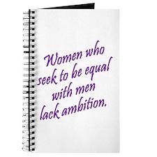 Women Who Seek... Journal