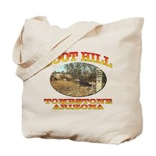 Boot Hill Tote Bag