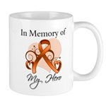 In Memory Hero Leukemia Mug