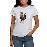 Rooster Chicken Women's T-Shirt