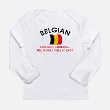 Good Lkg Belgian 2 Long Sleeve T-Shirt