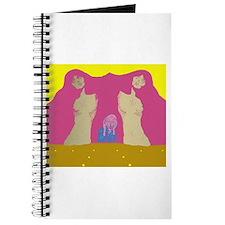 Cute Edvard munch Journal