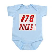 78 Rocks ! Infant Creeper