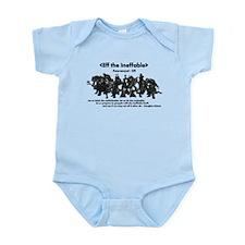 Eff the Ineffable Infant Bodysuit