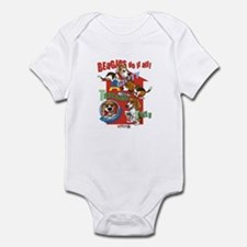 Beagles Do It All Infant Bodysuit