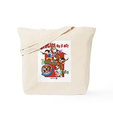 Beagles Do It All Tote Bag