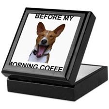 Coffee Yawn Keepsake Box
