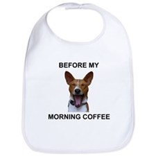 Coffee Yawn Bib