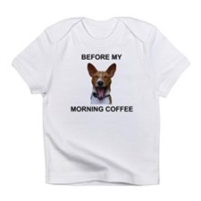 Coffee Yawn Infant T-Shirt