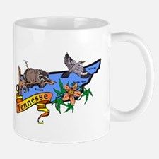 Funny Smokey mountains Mug