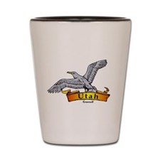 Funny Tennesse Shot Glass