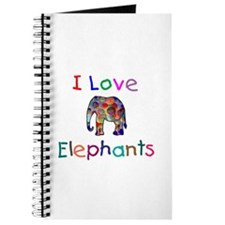 I Love Elephants Journal