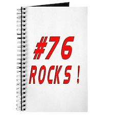76 Rocks ! Journal