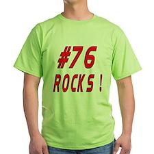 76 Rocks ! T-Shirt