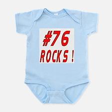 76 Rocks ! Infant Creeper