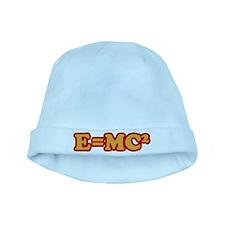 E=MC2 baby hat