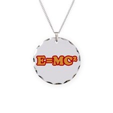 E=MC2 Necklace