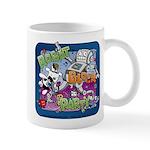 Robot Block Party Mug