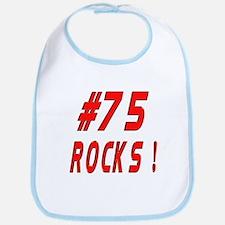 75 Rocks ! Bib