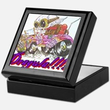 Cute Rat fink Keepsake Box