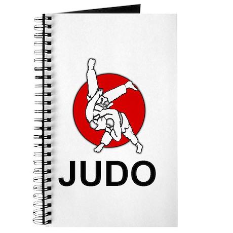 Judo front & back logos Journal