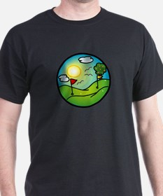 Cute 9 holes T-Shirt