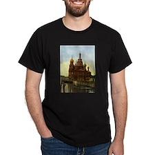 Unique Running of the bulls T-Shirt
