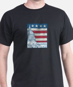 Unique Capitol T-Shirt