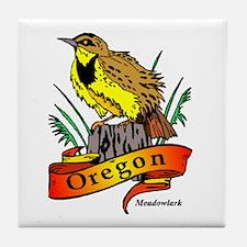 Cute Oregon state beavers mens Tile Coaster