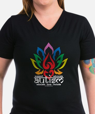 Autism Lotus Flower Shirt